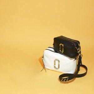低至75折!相机包£213入闪购:Marc Jacobs 小马哥美包热卖!百搭相机包、新款BOX
