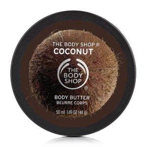 The Body Shop椰子油身体乳