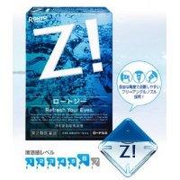 日本ROHTO Zi隐形眼镜专用眼药水12ml
