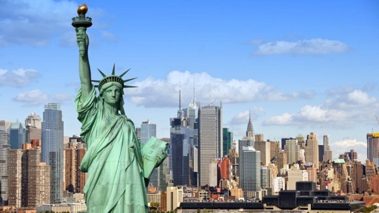 暑假纽约周边游 自由女神像/时代广场/摘果子/赏薰衣草/看鲸看海豚/跳伞/开飞机,3天2夜自驾企划