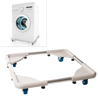 Stalwart Adjustable Telescopic Furniture Dolly Roller