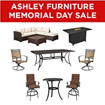 Starting at $73.26Ashley Furniture Memorial Day Sale