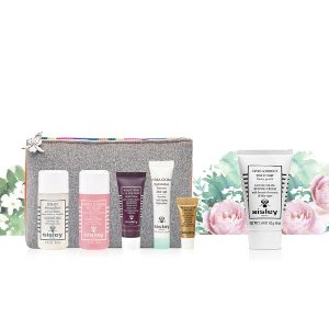 Dealmoon Exclusive!Gentle Facial Buffing Cream 1.4oz ($73 value)+ the Spring Kit ($163 value) with all orders or $500 or more ($236 value) @ SISLEY