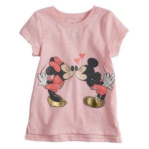 2bafa5ebb DisneyTake extra $10 off when you spend $50Disney's Mickey & Minnie Mouse  Baby Girl Kissing