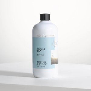 Crabtree & EvelynGoatmilk & Oat Bath Milk - 500ml