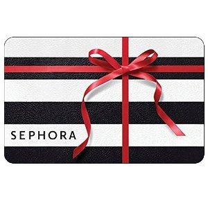 $25-$200Sephora 礼卡热卖