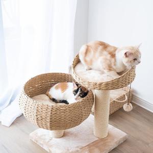 低至6折Pet Pals Group 高颜值猫咪床架热卖