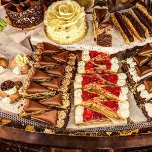 67折 享受伦敦人气蛋糕店精致甜点伦敦Caffe Concerto手工8
