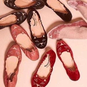 精选8折 超多猫猫鞋等着你Charlotte Olympia 美鞋美包闪促 入猫咪鞋呆萌款