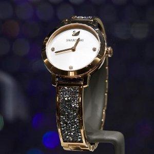 限时8折最后一天:Swarovski 精美水晶腕表特卖