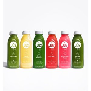 jus by julie5 Day JUS Cleanse