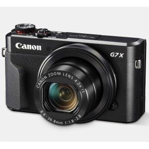 $549.99佳能 PowerShot G7 X Mark II 相机