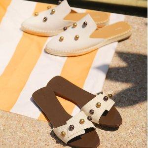 $33起 免邮Pedro Shoes 女士平底鞋上新热卖