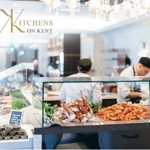 $89(原价$136)悉尼Kitchens On Kent The Langham多人自助海鲜