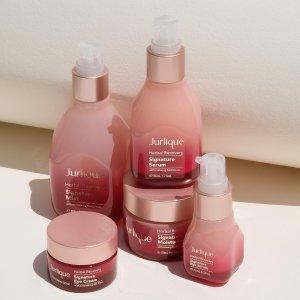 送4件套 价值$48Jurlique南澳宝藏护肤 收网红手霜、赋活精华水、焕颜精粹