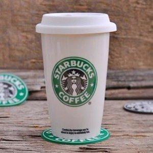 大号Travel Mugs 只要£1Starbucks星巴克马克杯特卖