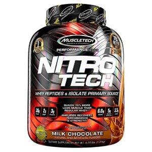 MuscleTech 蛋白粉、肌酸粉等运动补剂