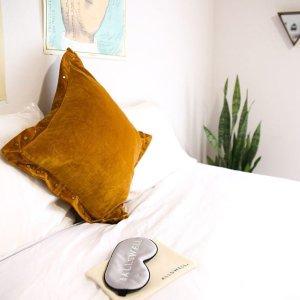 低至6折 + 独家额外8折Allswell Home 精选清仓设计师床品热卖