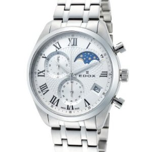 $229 + Free shippingDealmoon Exclusive: Edox Les Vauberts Men's Watch 01655-3M-ARN