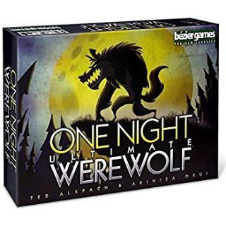 $14.79 (原价$24.99)《一夜终极狼人》桌游 轰趴必备