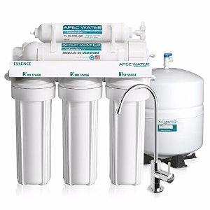 $151.96史低价:APEC Top 5层净水系统+水龙头