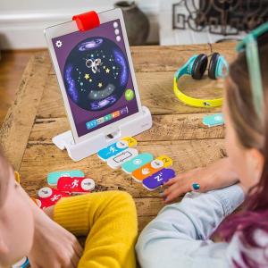8折 收幼儿编程套装Osmo 儿童益智玩具热卖 天才宝宝早教必备 幼儿宅家好伴侣