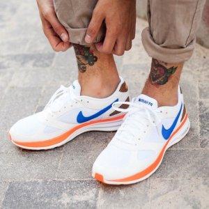 低至4.6折 男女款都有手慢无:Nike AIR ZOOM MARIAH 飞线跑鞋