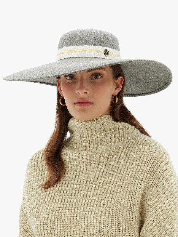 Bianca宽檐帽