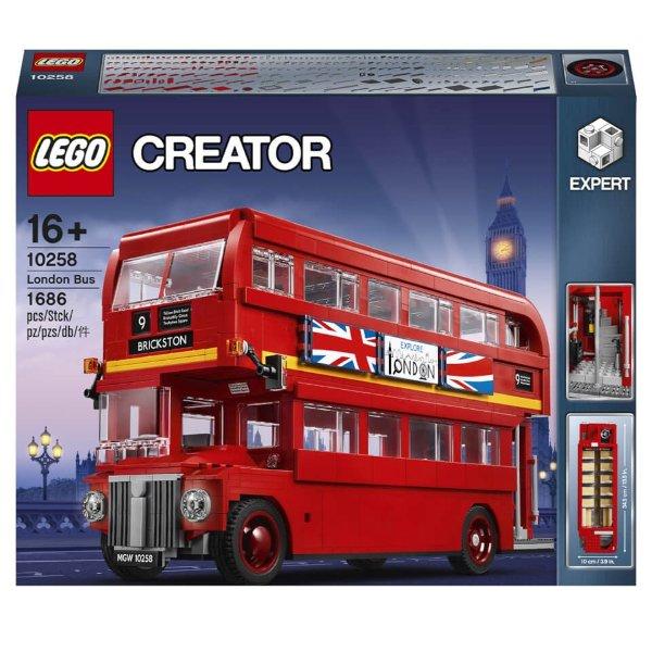 伦敦双层巴士(10258)