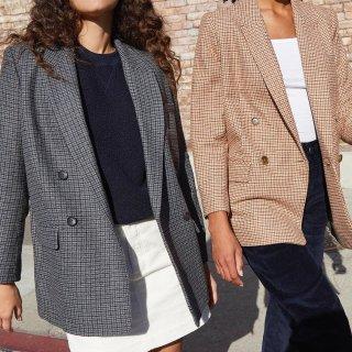 $100+收封面款超CHIC西裝Everlane 精選新款復古西裝搶鮮熱賣