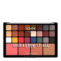 NYX PROFESSIONAL MAKEUP Such a Know腮红眼影盘 41.6g