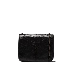Saint LaurentNiki Leather WOC 斜挎包