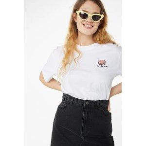 Monki马卡龙T恤(多色)