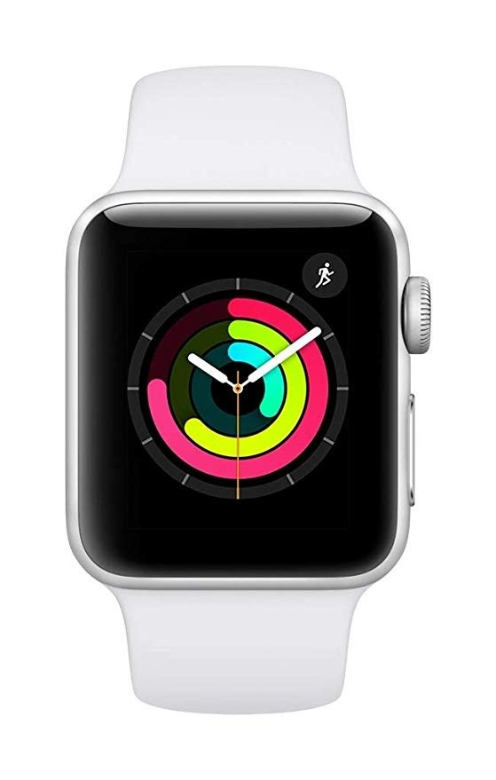 Apple Watch Series 3 38mm GPS版