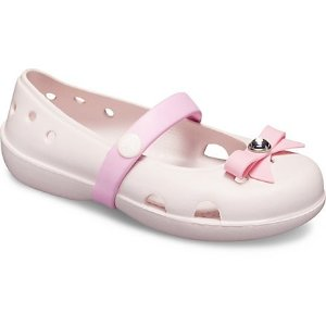 Crocs儿童洞洞鞋