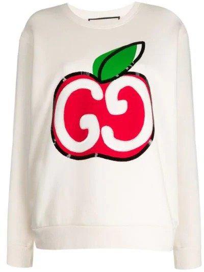 苹果logo卫衣