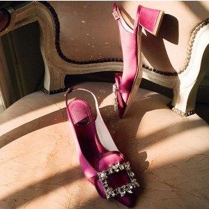 低至3.5折 部分码全Roger Viver 美鞋超低价热卖