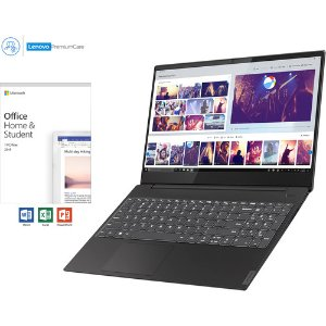 $619 with MS Office 2019 Home Lenovo 15.6