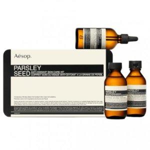 Aesop送4件套香芹籽抗氧化套盒