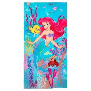 DisneyAriel Beach Towel – Personalized   shopDisney
