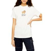Topshop 图案T恤
