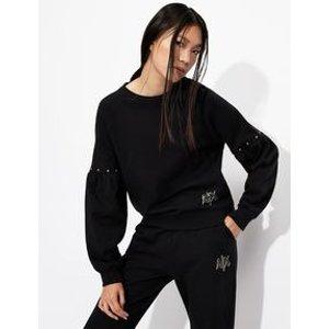 Armani ExchangeCREW NECK SWEATSHIRT, Sweatshirt for Women | A|X Online Store