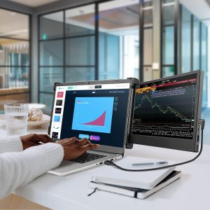 折后€269起 快速提高生产力OFIYAA 笔记本电脑扩展屏幕 便携设计 随时随地高效办公