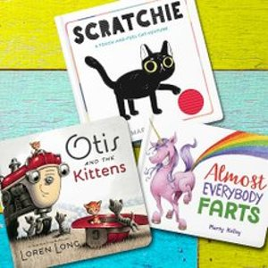 Starting at $5.99Zulily Kids Board Books sale