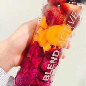 £18起 减肥的你值得拥有Breville 便携榨汁机 水果榨成汁更有饱腹感