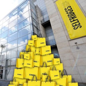 3折起 收Sandro、maje上新:Selfridges 大牌大促 美衣、美包囤货好时机