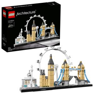 现价£36(原价£44.99)LEGO 乐高 Architecture 21034 伦敦景点特卖
