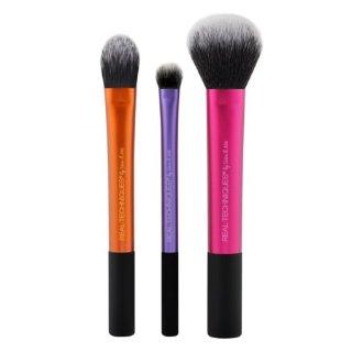 Real Techniques Travel Essentials 2.0 Makeup Brush Set @ Walmart