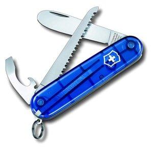 Victorinox 瑞士军刀儿童版 我的第一把瑞士军刀 9种功能 7.8折特价