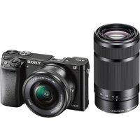 Sony a6000 微单 16-50mm + 55-210mm 镜头套装
